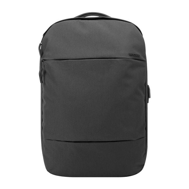 Incase: City Collection Compact Backpack - Black front