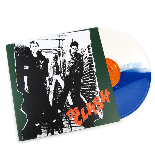 The Clash: The Clash (Colored Vinyl) Vinyl LP (Record Store Day)