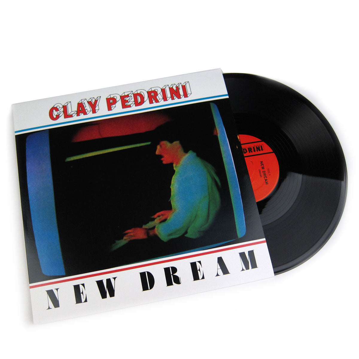 Clay Pedrini: New Dream Vinyl 12""