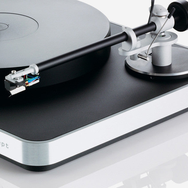 Clearaudio: Concept Turntable detail #2