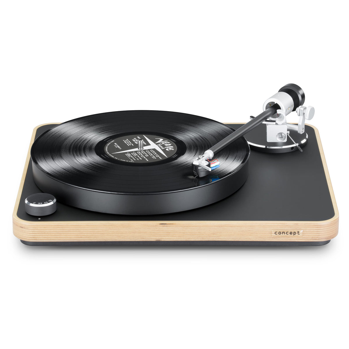 Clearaudio: Concept Wood Turntable