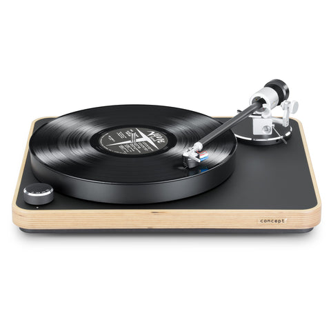Clearaudio: Concept Wood Turntable - Summer Sale
