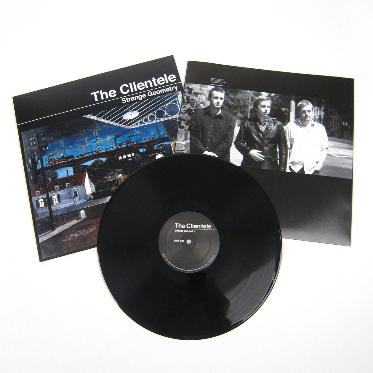 The Clientele: Strange Geometry Vinyl LP