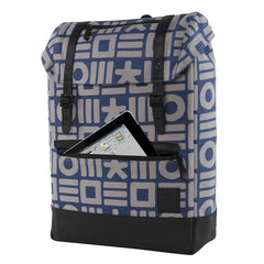 Hex: Hex x Haze Cloak Backpack - Blue / Grey (HX1318)