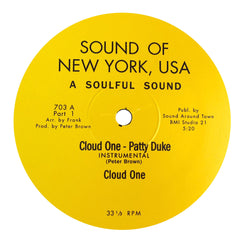 Cloud One: Patty Duke Vinyl 12""