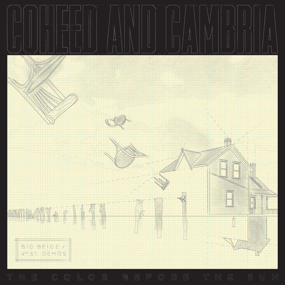 Coheed and Cambria: The Color Before The Sun: Official Band Demos (Colored Vinyl) Vinyl LP (Record Store Day)