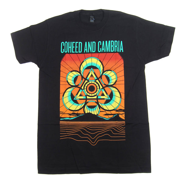 Coheed And Cambria: Desert Dimension Shirt - Black