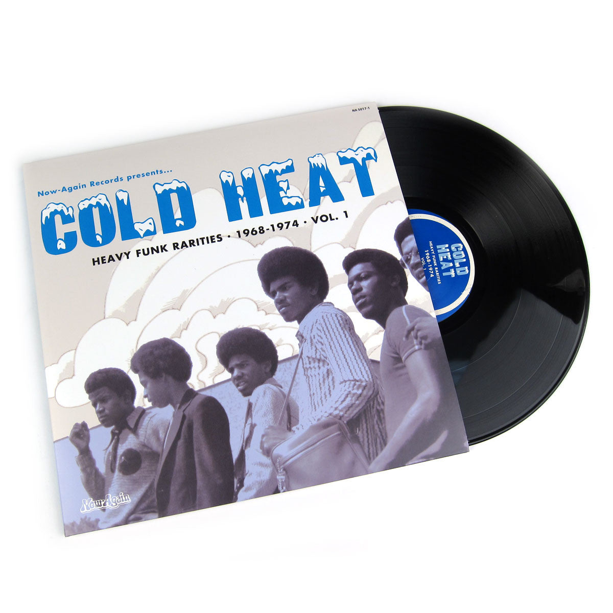 Now Again: Cold Heat - Heavy Funk Rarities 1968-1974 Vol.1 Vinyl 2LP
