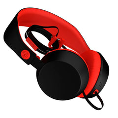 Coloud: Boom Blocks Headphones - Black / Red