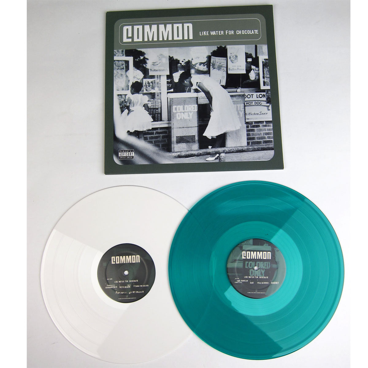 Common Like Water For Chocolate Vinyl 2lp Turntablelab Com