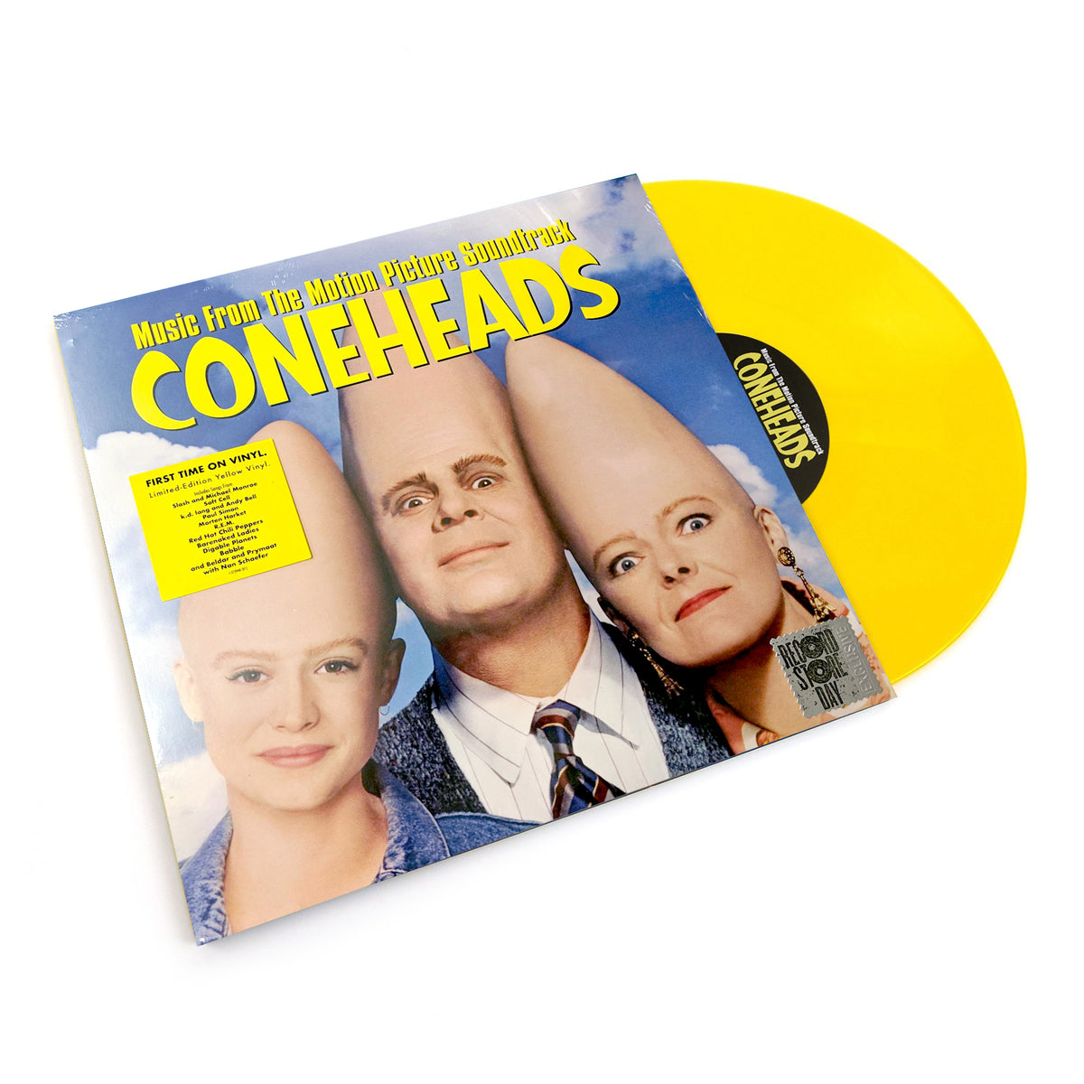 Coneheads: Coneheads Soundtrack (Colored Vinyl) Vinyl LP (Record Store Day)