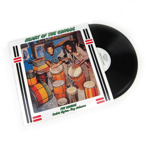The Congos: Heart Of The Congos Vinyl LP