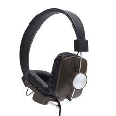 Eskuche: Control v2 Headphones - Brown