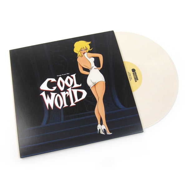 Cool World: Music From The Motion Picture (Colored Vinyl) Vinyl 2LP