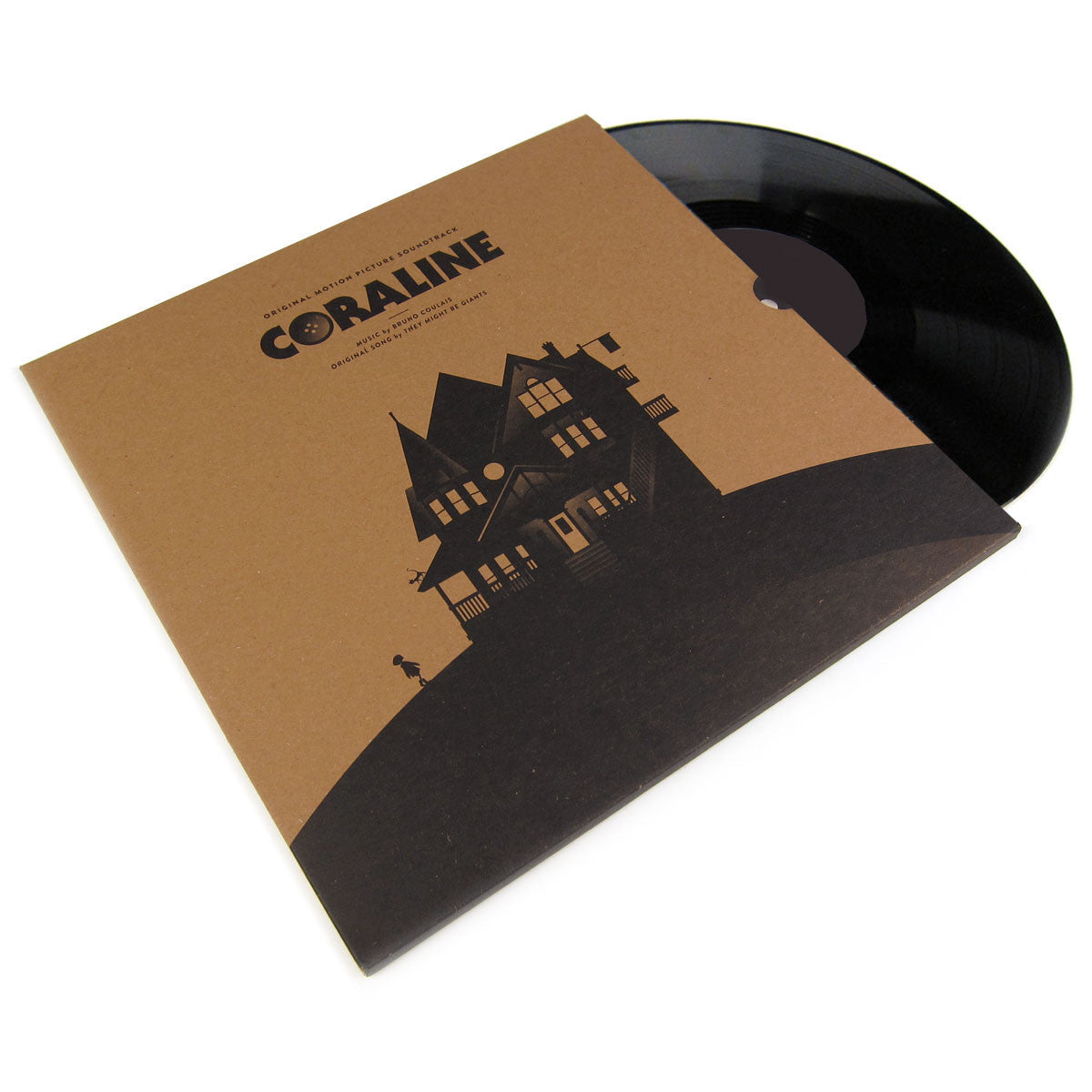 Bruno Coulais: Coraline Origintal Motion Picture Soundtrack Vinyl 2LP