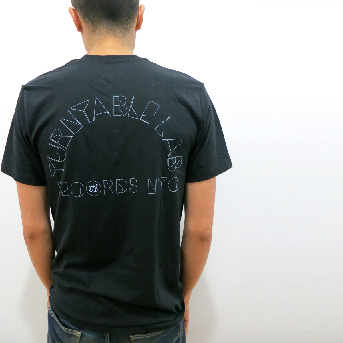 Turntable Lab: Cosmico Shirt - Black