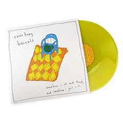 Courtney Barnett: Sometimes I Sit And Think, And Sometimes I Just Sit (Colored Vinyl) Deluxe Vinyl 2LP