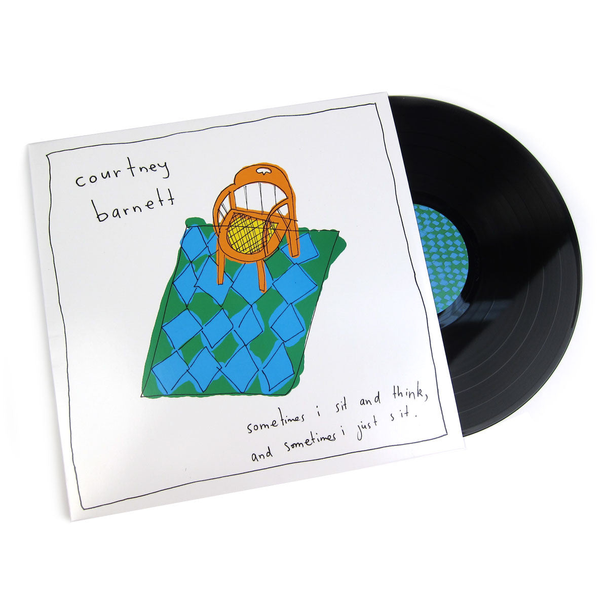 Courtney Barnett: Sometimes I Sit And Think, And Sometimes I Just Sit Vinyl LP