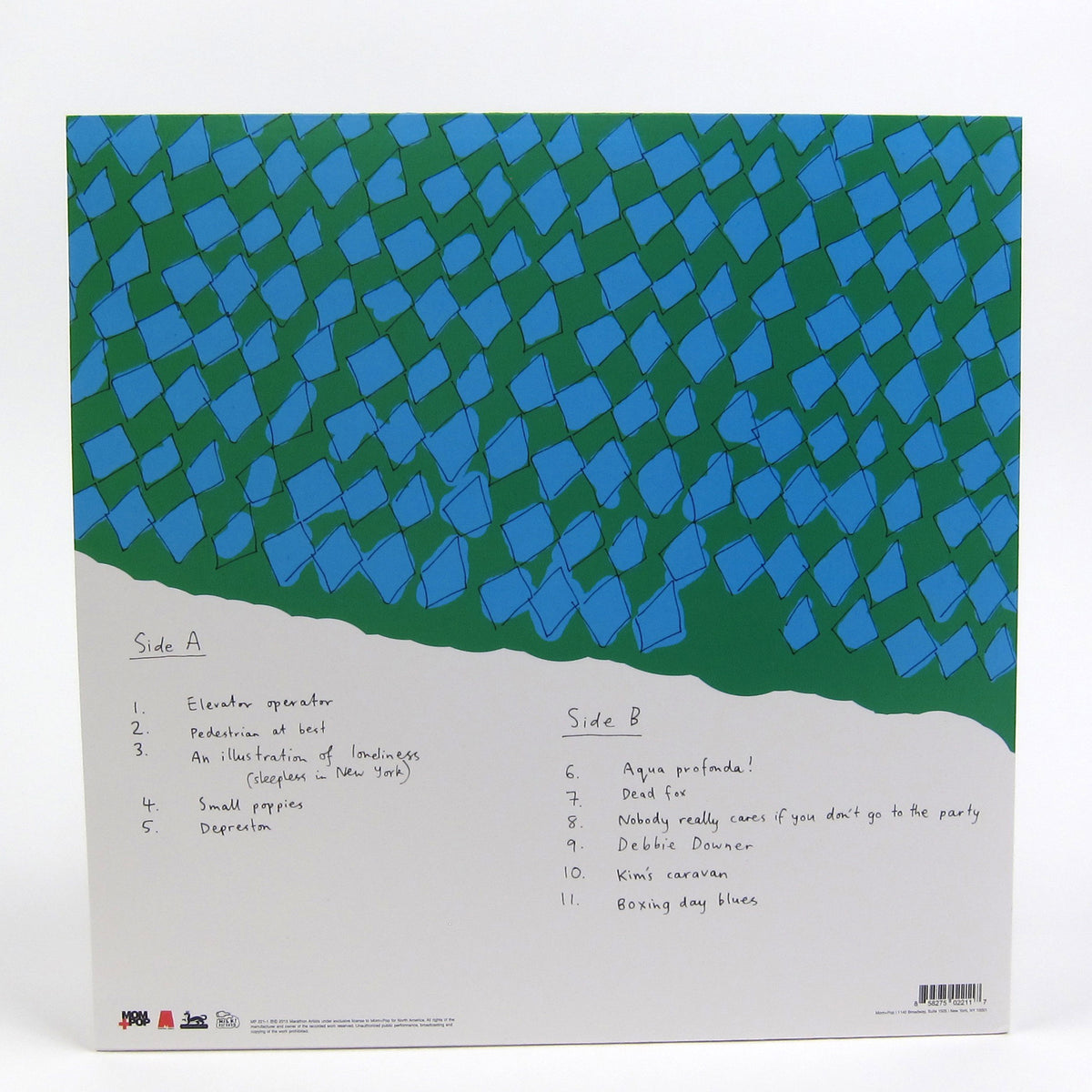 Courtney Barnett: Sometimes I Sit And Think, And Sometimes I Just Sit (Orange Colored Vinyl) Vinyl LP
