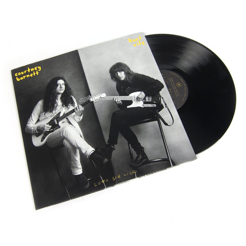 Courtney Barnett & Kurt Vile: Lotta Sea Lice Vinyl LP