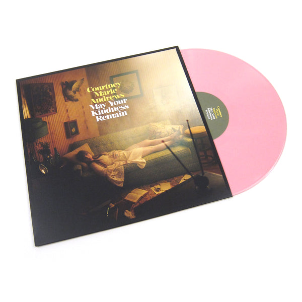Courtney Marie Andrews: May Your Kindness Remain (Colored Vinyl) Vinyl LP