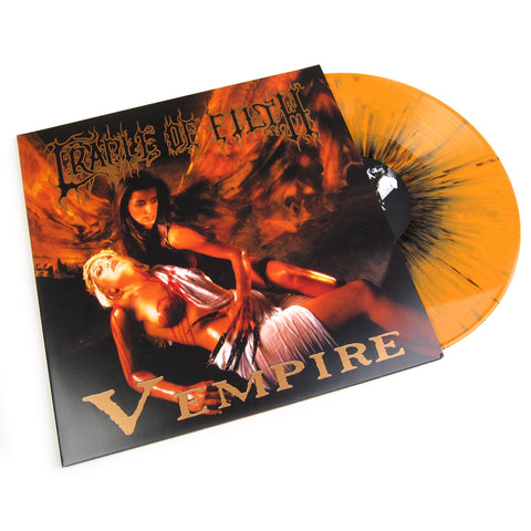 Cradle Of Filth: V Empire Or Dark Faerytales In Phallustein (Colored Vinyl) Vinyl LP