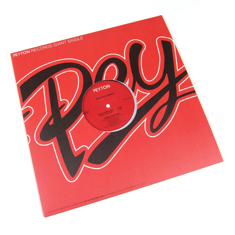 Craig Peyton: The Love Demos Vinyl 12""