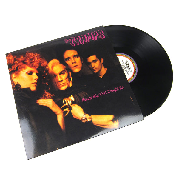 The Cramps: Songs The Lord Taught Us (200g) Vinyl LP