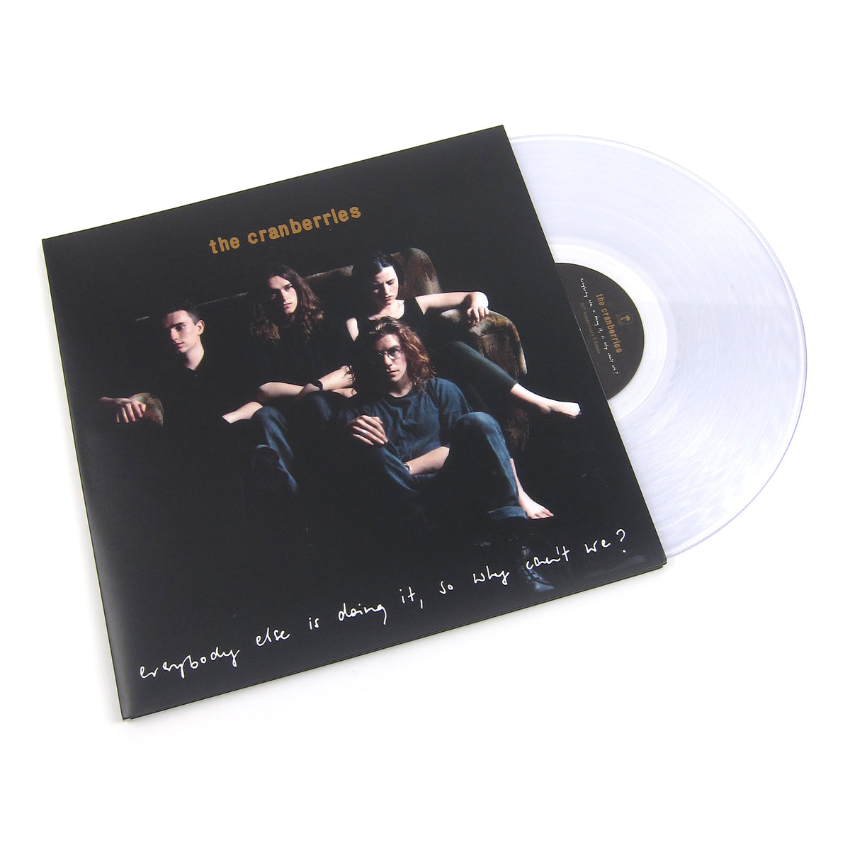 The Cranberries: Everybody Else Is Doing It So Why Can't We? (Colored Vinyl) Vinyl LP