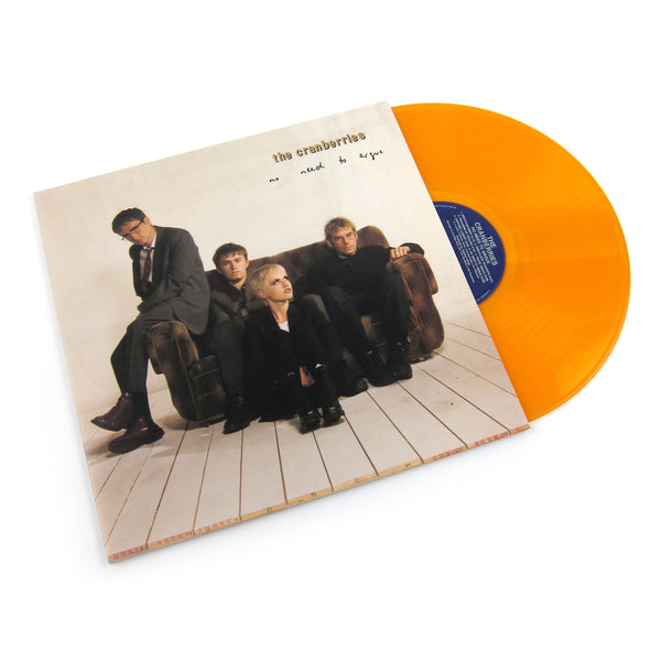 The Cranberries: No Need To Argue (Gold Colored Vinyl) Vinyl LP