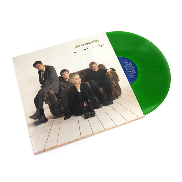 The Cranberries: No Need To Argue (Green Colored Vinyl) Vinyl LP
