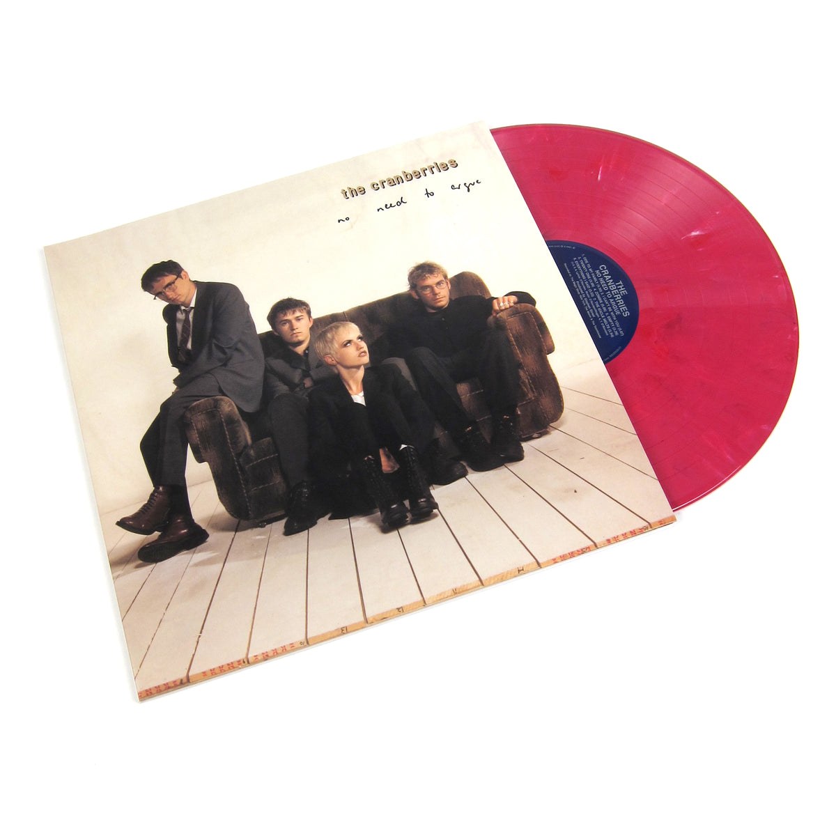 The Cranberries: No Need To Argue (Plum Red Colored Vinyl) Vinyl LP