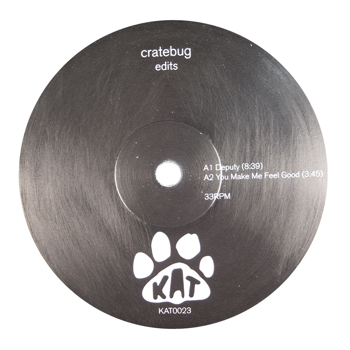 Cratebug: Edits (Martin Circus, Savage Progress) Vinyl 12""