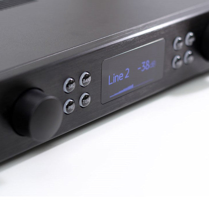 Creek: Evolution 50A Integrated Amplifier - Black