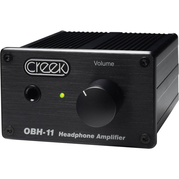 Creek: OBH-11 Headphone Amplifier - Black