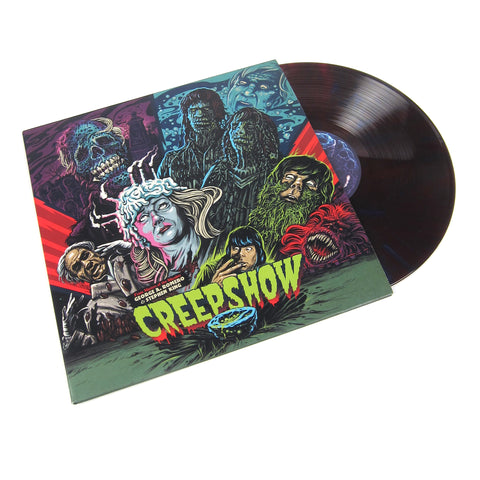 John Harrison: Creepshow Soundtrack (180g, Kill-Lights Colored Vinyl) Vinyl 2LP