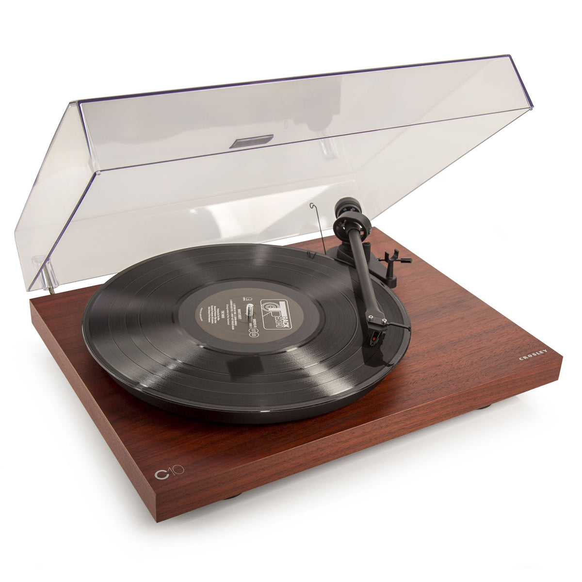 Crosley: C10 Turntable - Mahogany