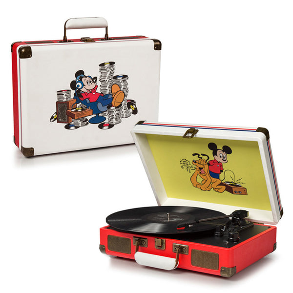 Crosley: Disney Cruiser Turntable (CR8005A-DS) (Record Store Day)