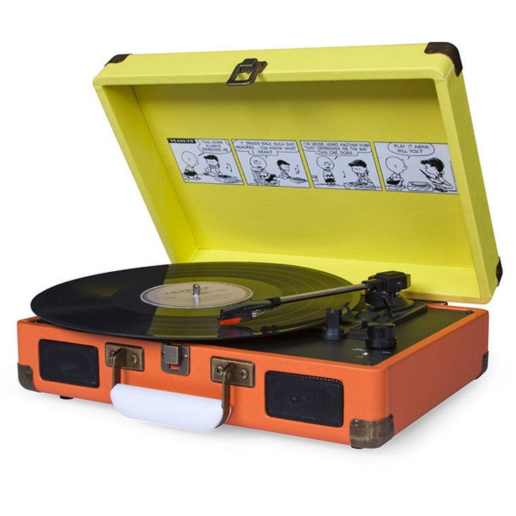 Crosley: Peanuts Cruiser Turntable (CR8005A-PE)