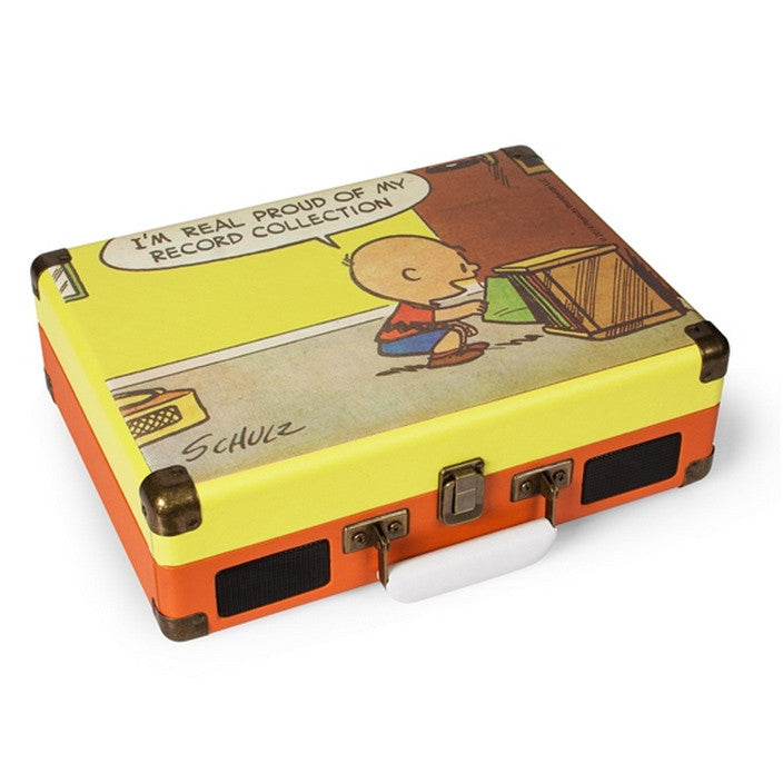 Crosley: Peanuts Cruiser Turntable top