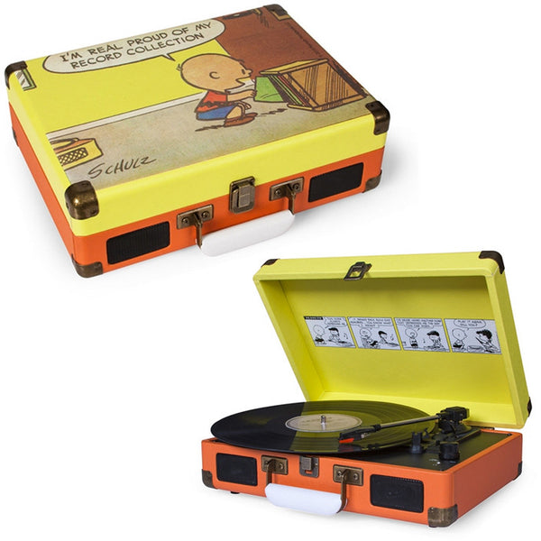Crosley: Peanuts Cruiser Turntable