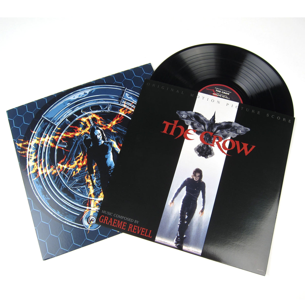 Graeme Revell: The Crow Original Motion Picture Score Vinyl LP