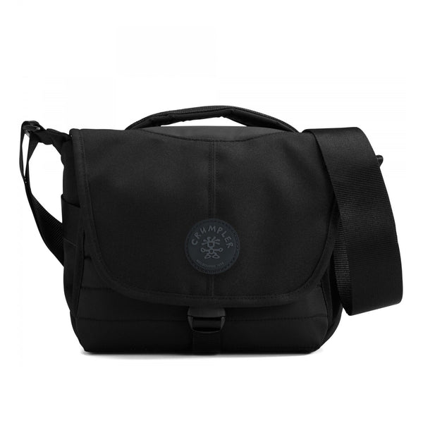Crumpler: 5 Million Dollar Home Camera Shoulder Bag - Black