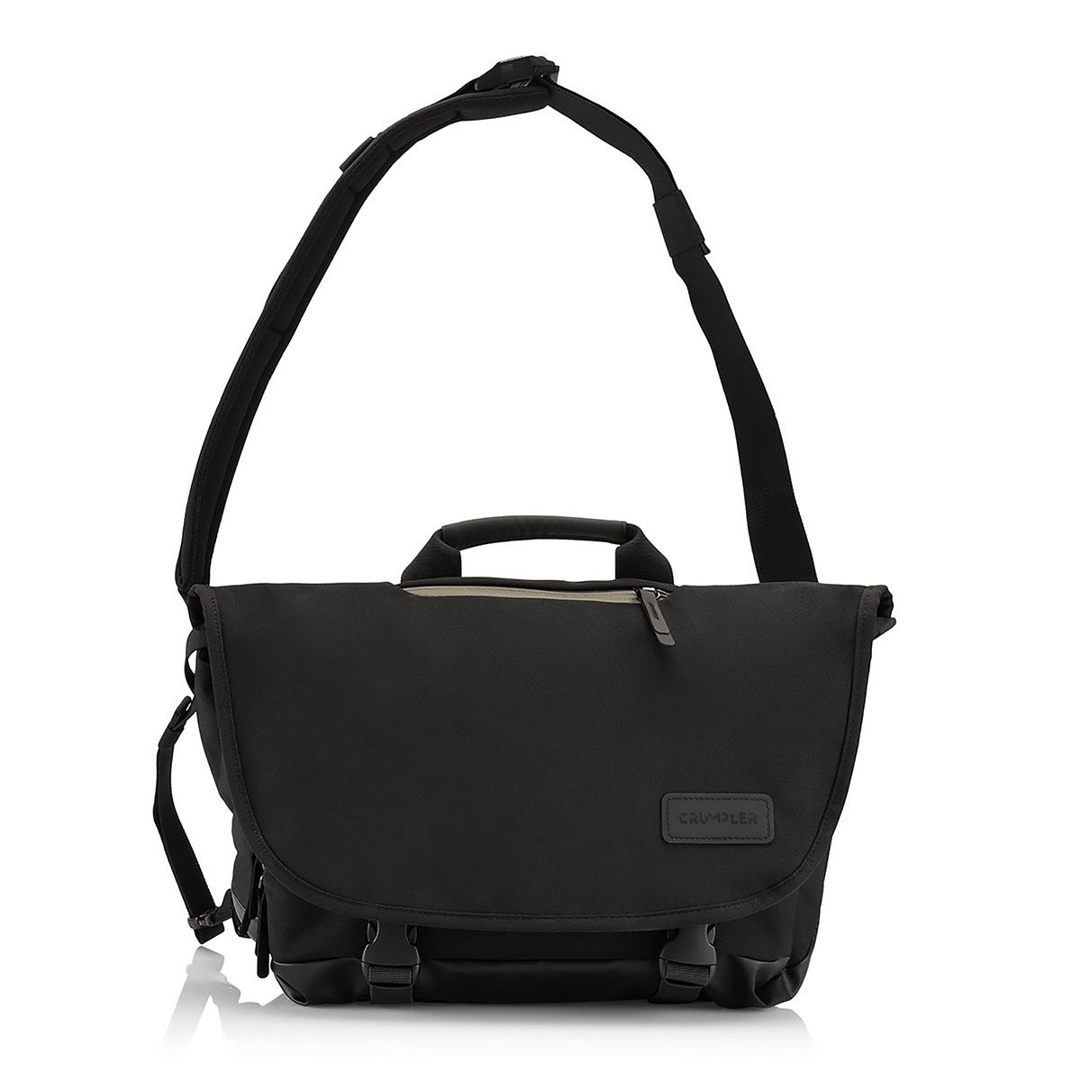 Crumpler: Chronicler Messenger Bag - Black