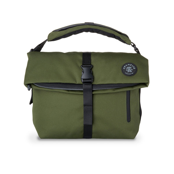Crumpler: Flock of Horror iPad Shoulder Bag - Rifle / Army