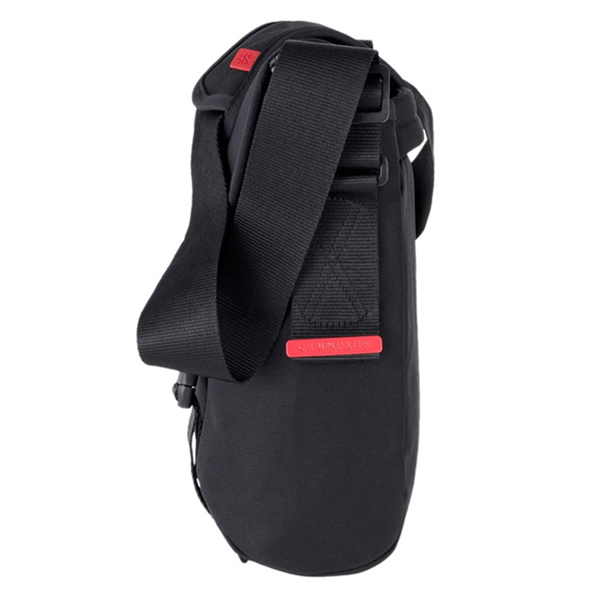 Crumpler: Skivvy Commuter Style Shoulder Bag - Black