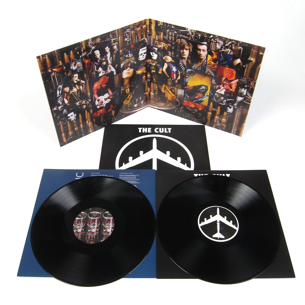 The Cult: Electric Peace Vinyl 2LP
