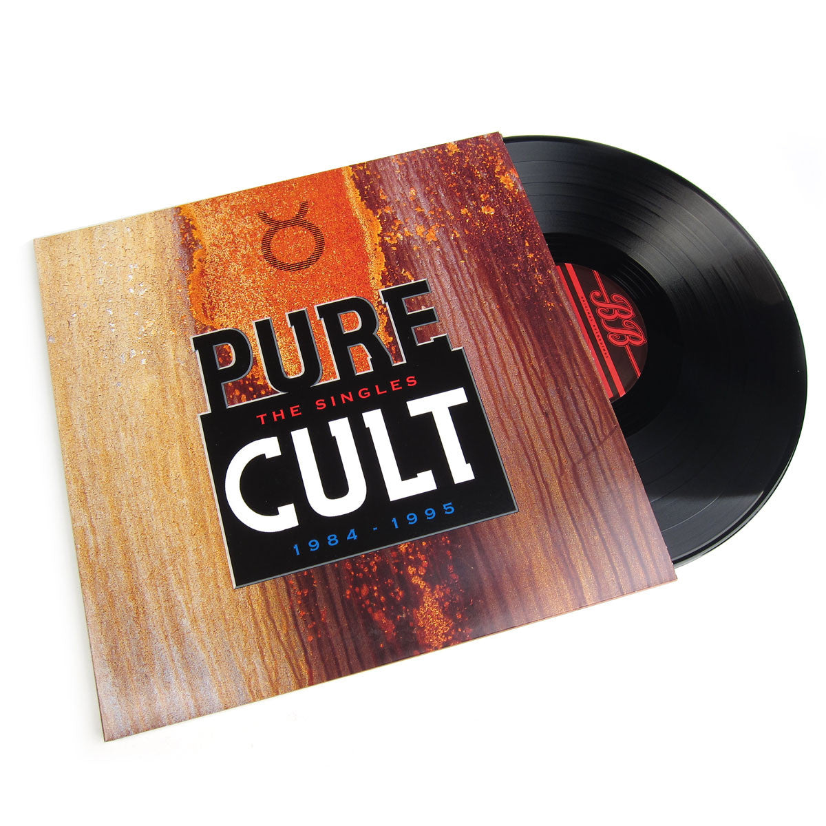 The Cult: Pure Cult The Singles 1984 - 1995 Vinyl 2LP