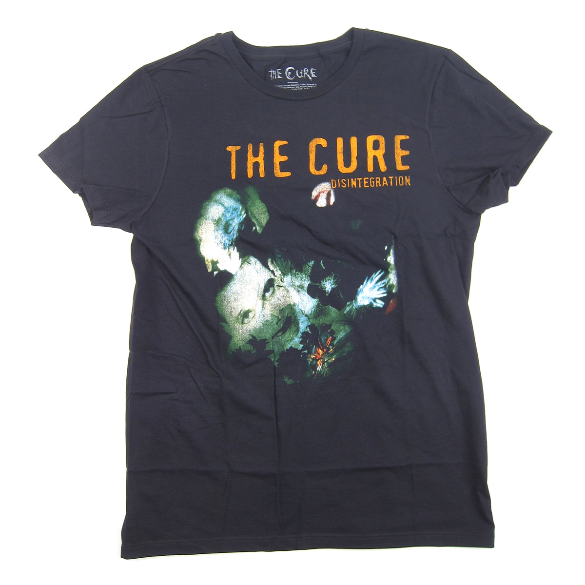 The Cure: Disintegration Shirt - Black