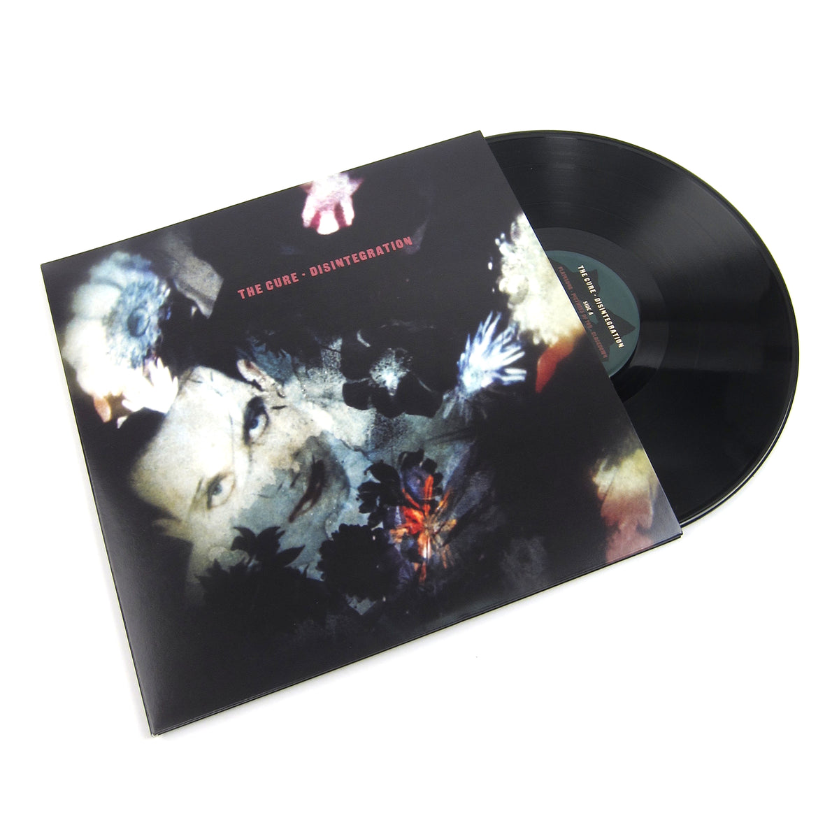 The Cure: Disintegration / Entreat (180g) Vinyl LP Album Pack